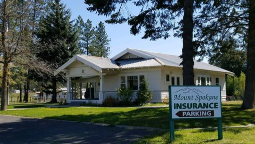 Mount Spokane Insurance office